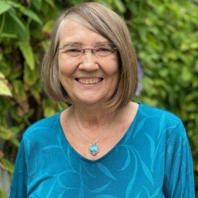 Joan Wallin 2021 Unsung Hero